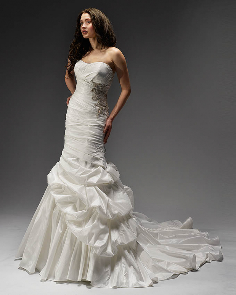 Bridal Dress Diane Legrand 11737