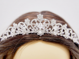 Emmerling Tiara 18181 - Czech crystals