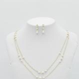 Emmerling Necklace & Earrings 66298