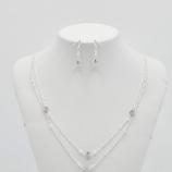 Emmerling Necklace & Earrings 66299